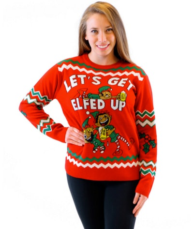 Kohl Ugly Christmas Sweaters.12 Places To Buy An Ugly Christmas Sweater That S So Bad