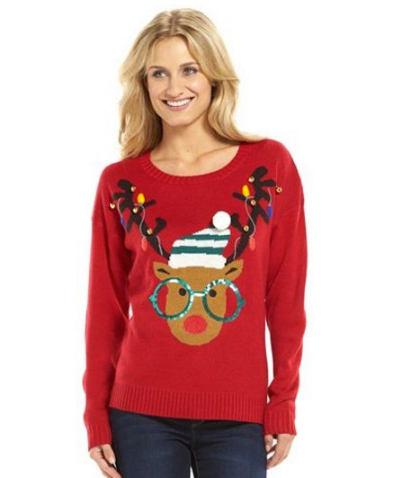 5845be6ebb3 12 Places To Buy An Ugly Christmas Sweater That's So Bad It's Perfect