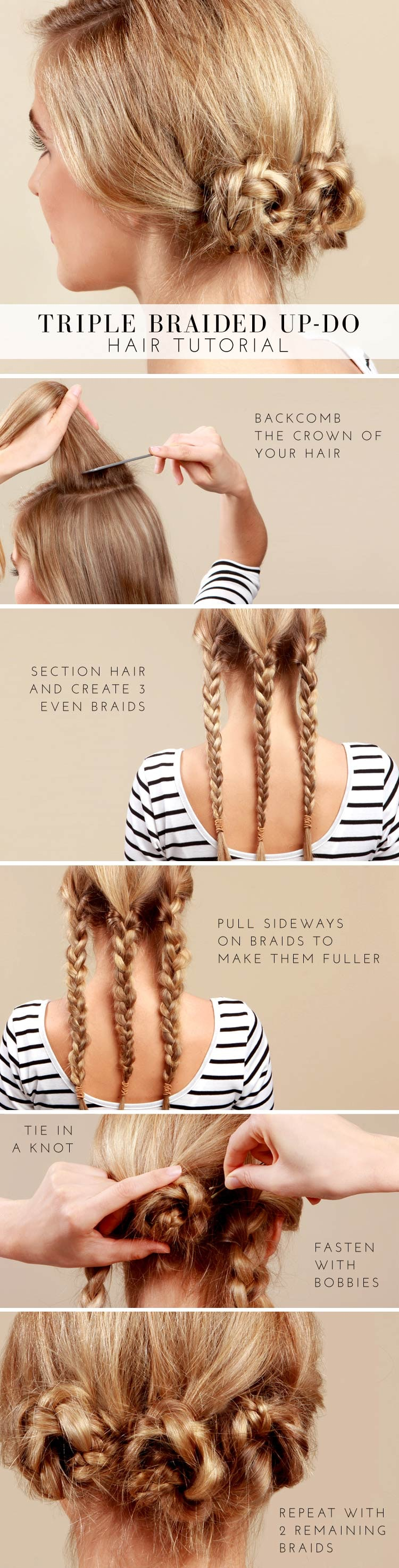 Admirable 8 Cool Braid Tutorials From Pinterest That Will Actually Teach You Natural Hairstyles Runnerswayorg