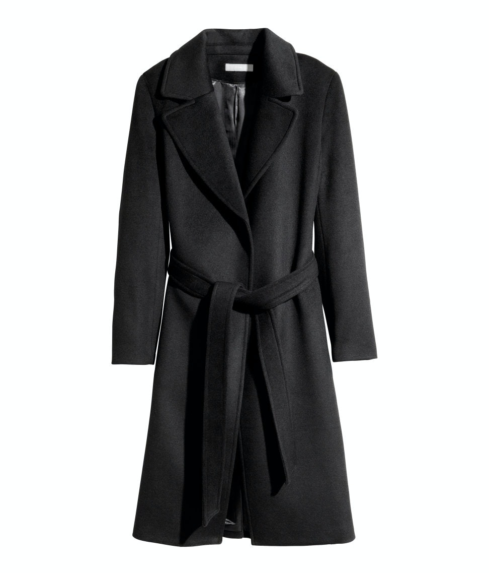 The severity of the coat in the style of military 51