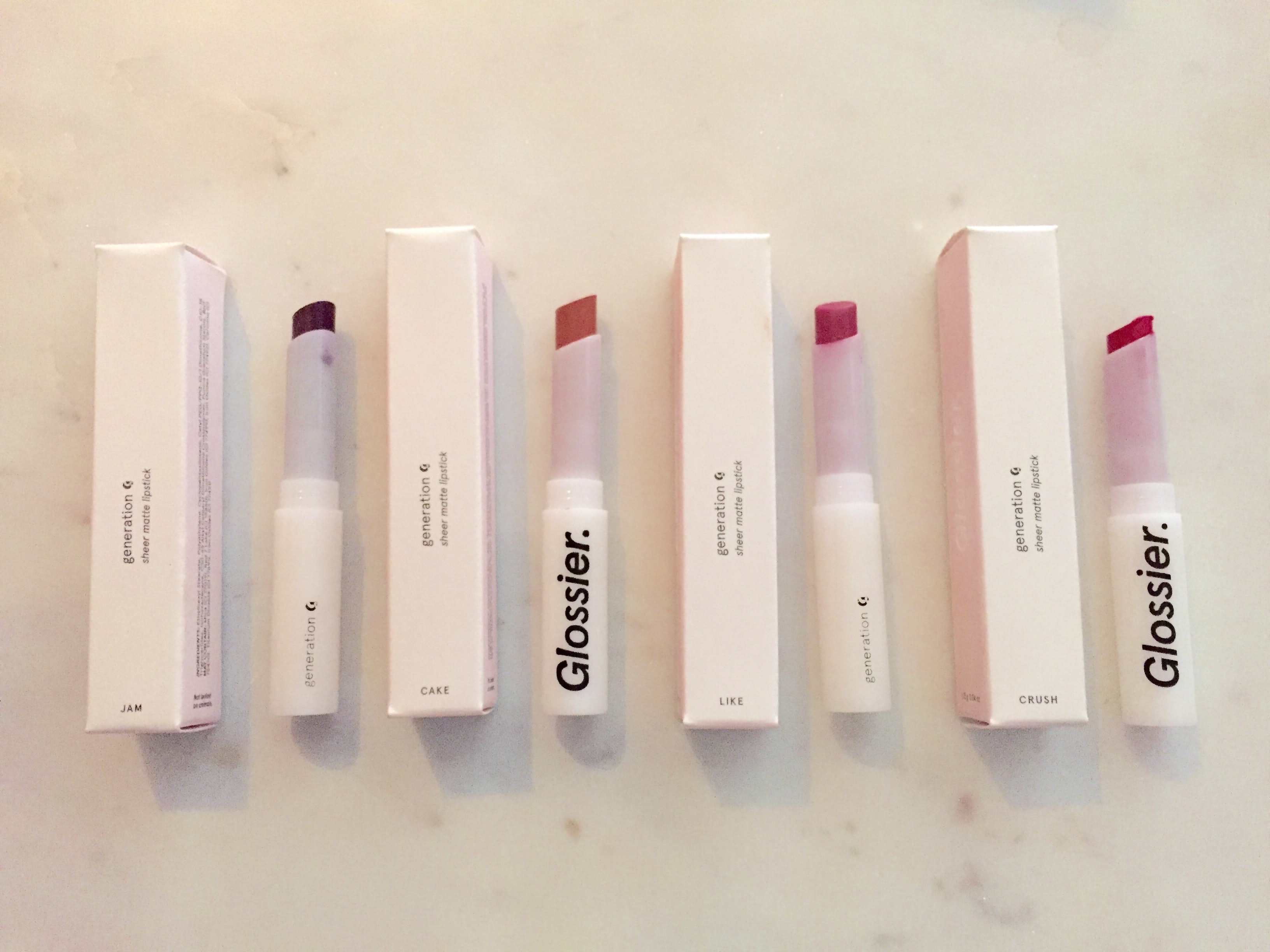 Lip Gloss by Glossier #18