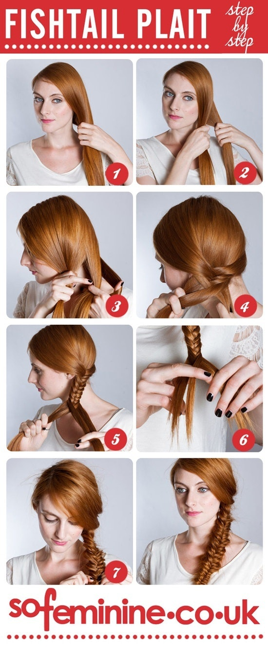 8 Cool Braid Tutorials From Pinterest That Will Actually Teach You