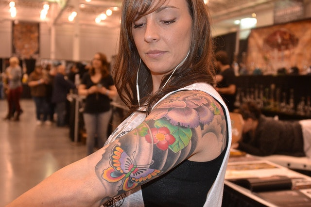 Can You Shower After Getting A Tattoo 7 Things You Should Know When