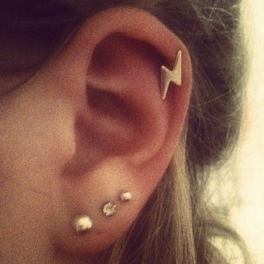15 Pretty Ear Piercings That'll Inspire You To Add More