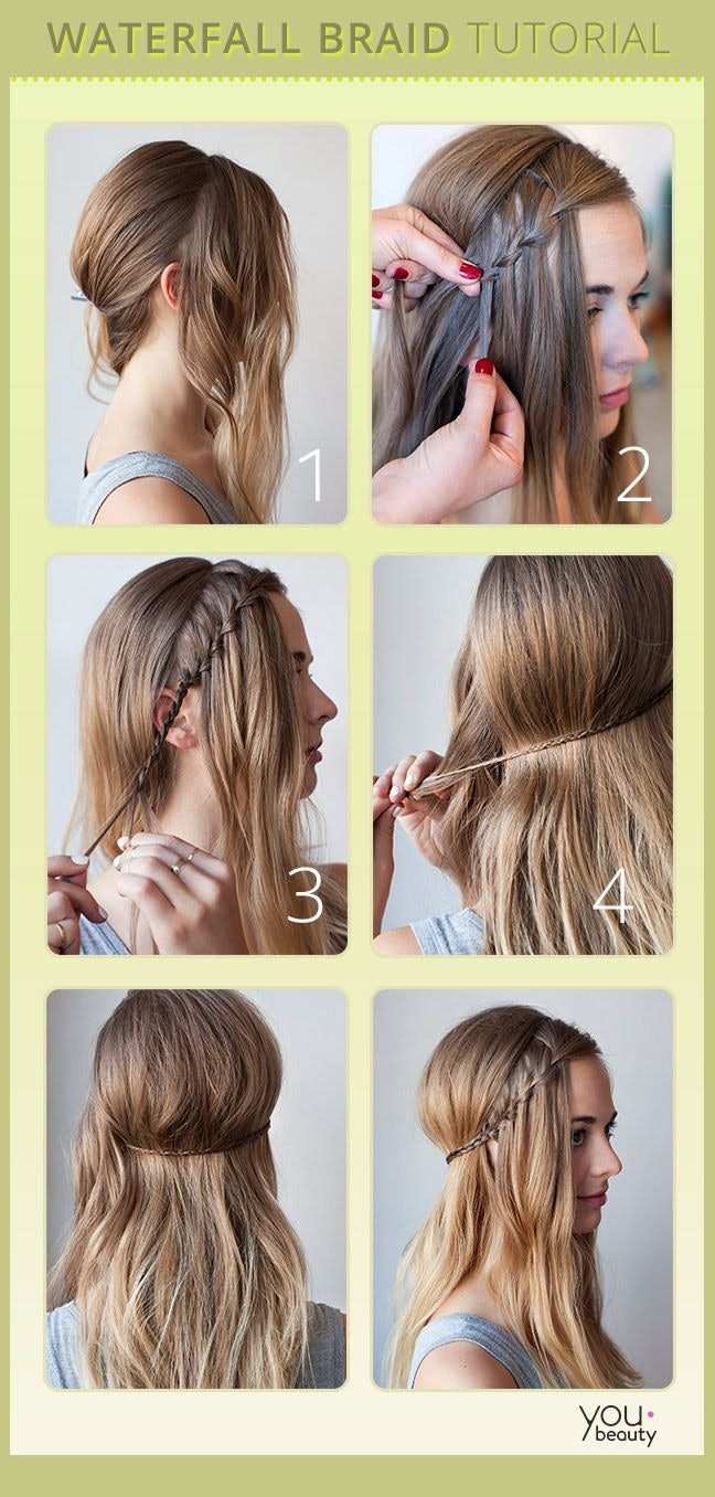 Tremendous 8 Cool Braid Tutorials From Pinterest That Will Actually Teach You Natural Hairstyles Runnerswayorg