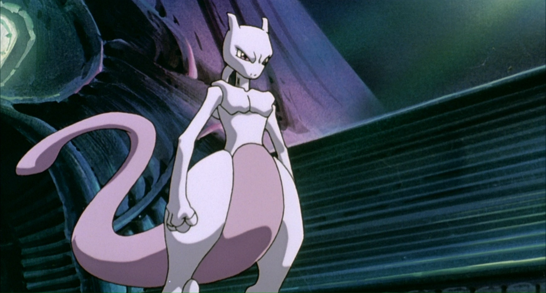 Mewtwo - Fastest Pokemon Ever