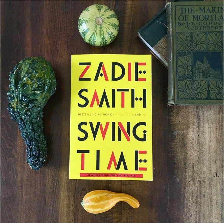 Zadie smith s swing time is getting a tv show and fans of the book