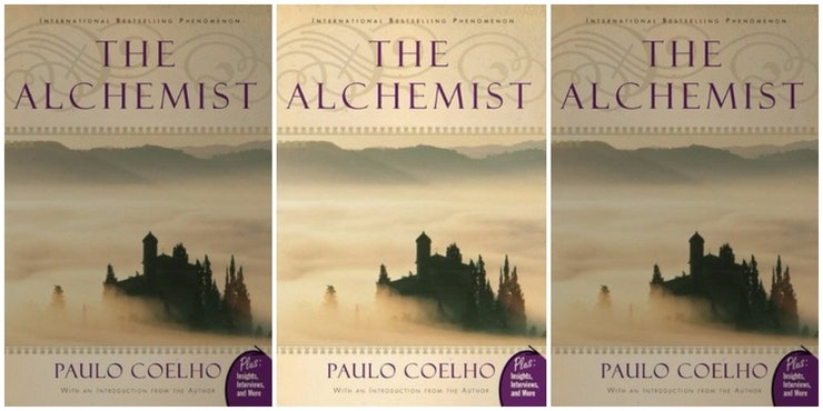 the conflicts which santiago faces in the alchemist a novel by paulo coelho The alchemist: a fable about following your dream [paulo coelho] on amazoncom free shipping on qualifying offers paulo coelho's enchanting novel has inspired a devoted following around the world, and this tenth anniversary edition.