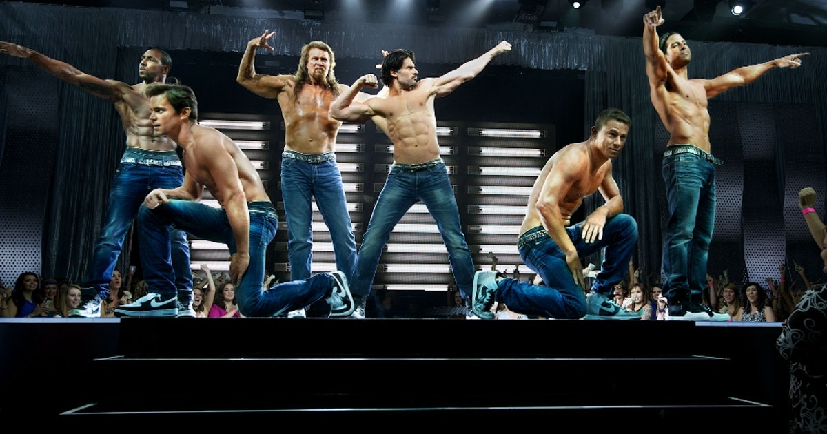 is there a real stripper convention magic mike xxl has