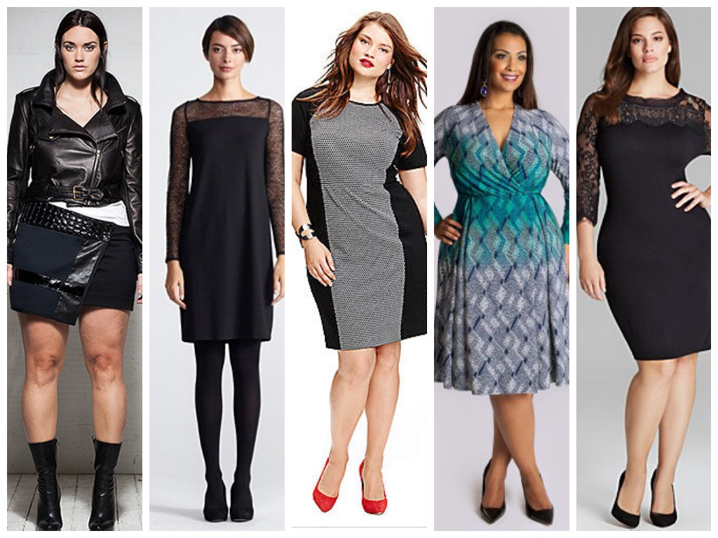 5 high-fashion plus-size designers for fancy, quality clothes