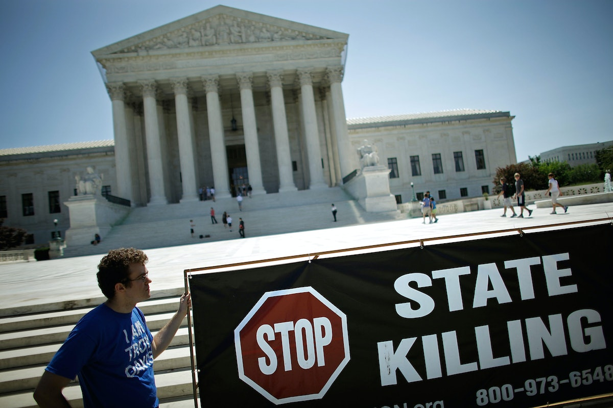 an argument against death penalty as capitol punishment Kill the death penalty: 10 arguments against capital it is not only about what capital punishment does to the tide is turning against the death penalty.