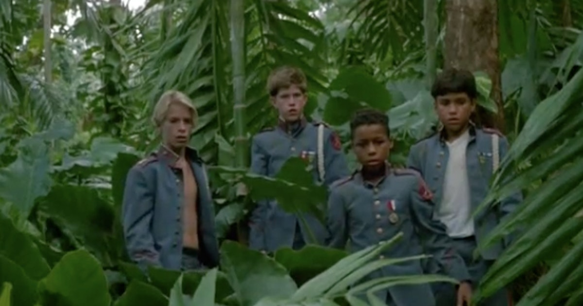 9 things you didnt know about 1990s lord of the flies
