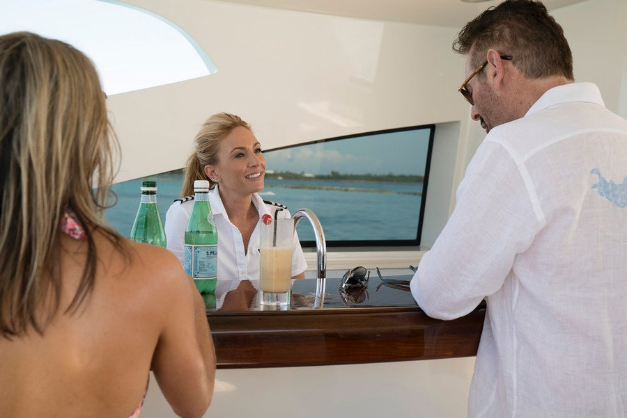 how much does eros cost to buy  the  u0026 39 below deck u0026 39  yacht is only available if you have serious cash