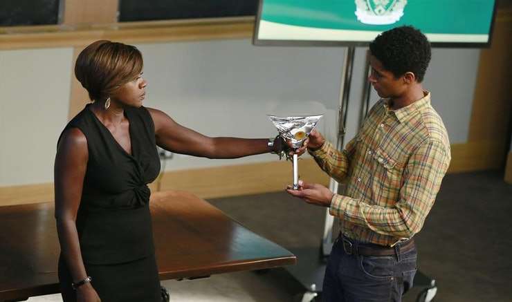 Your how to get away with murder drinking game because annalise your how to get away with murder drinking game because annalise is too intimidating without alcohol ccuart Image collections