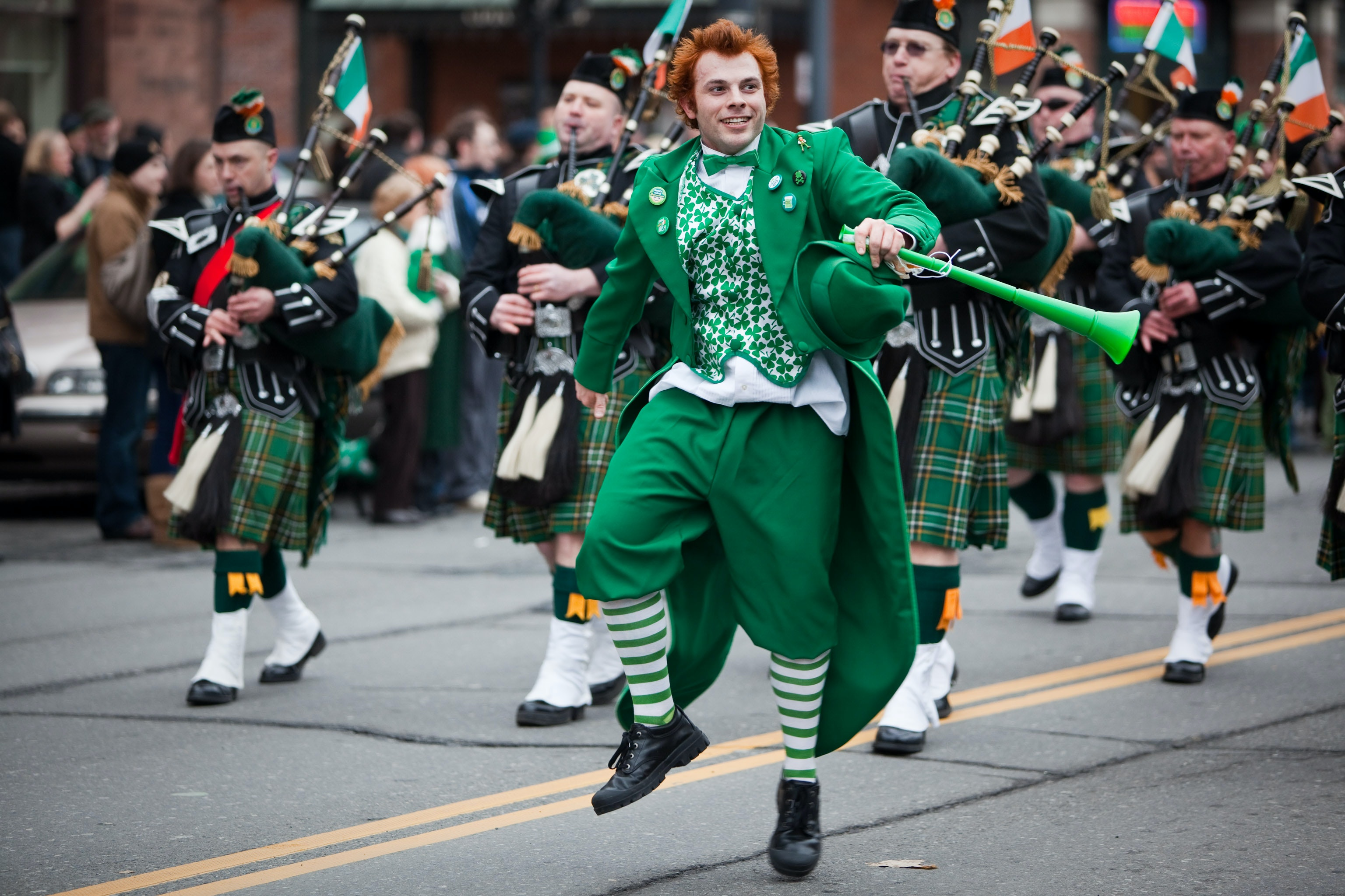 9 ways to celebrate st patrick u0027s day if you u0027re stuck in the