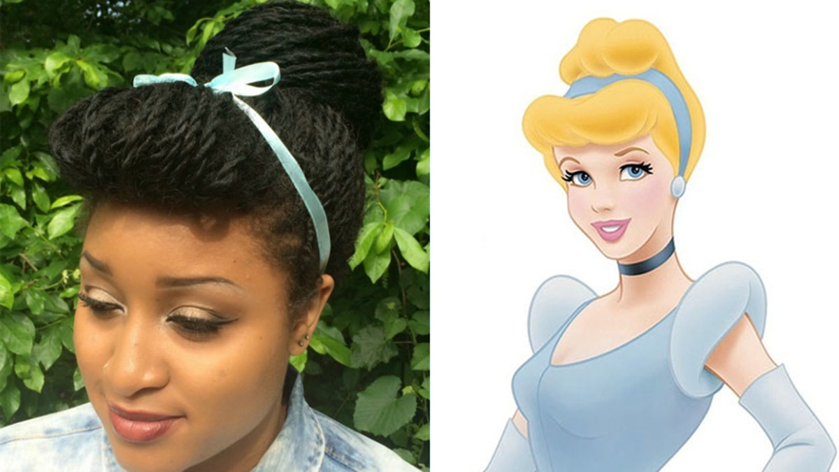 disney princess hair style i recreated disney princess hairstyles with senegalese 7672