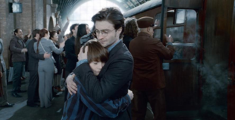 J.K. Rowling celebra un importante aniversario de 'Harry Potter'