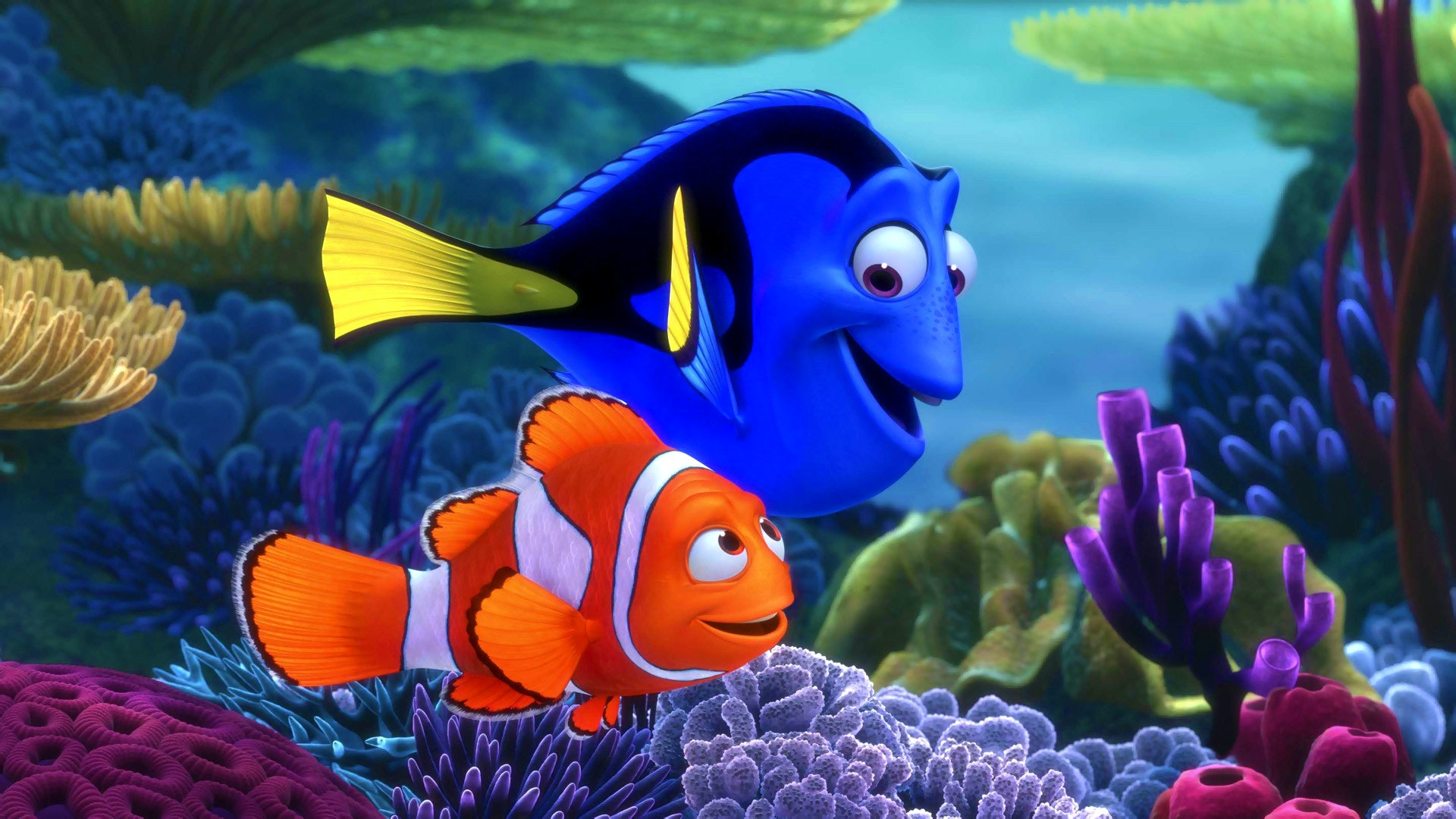 14 finding nemo quotes to remind you to just keep swimming