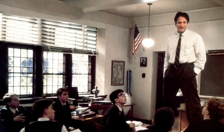 11 robin williams dead poets society quotes that will inspire you to carpe diem - Robin Williams Bedroom