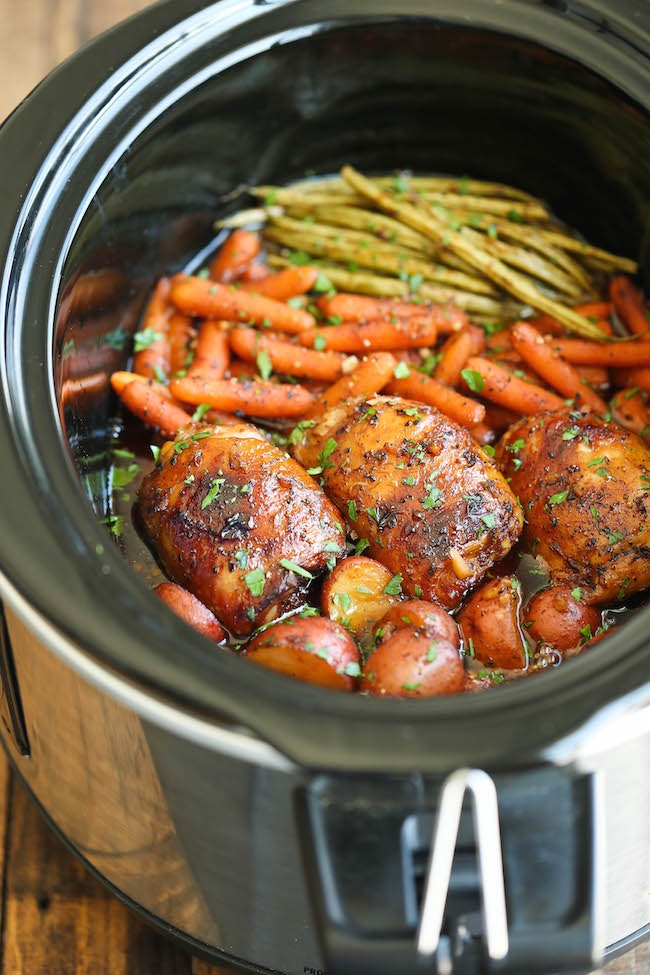 12 Crock-Pot Recipes For Two People, Because Dinner Should Always ...