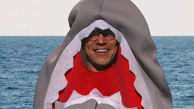 who is bob the shark  discovery channel u0026 39 s shark week host has a seriously impressive resume