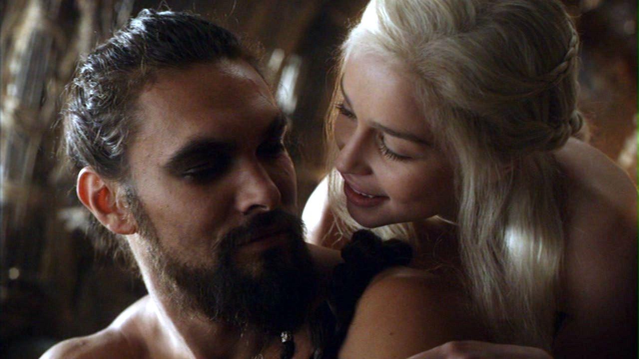 Daenerys targaryen and khal drogo wallpaper daenerys targaryen wedding -  Game Of Thrones Would Be So Different If Khal Drogo Was Still Alive Today
