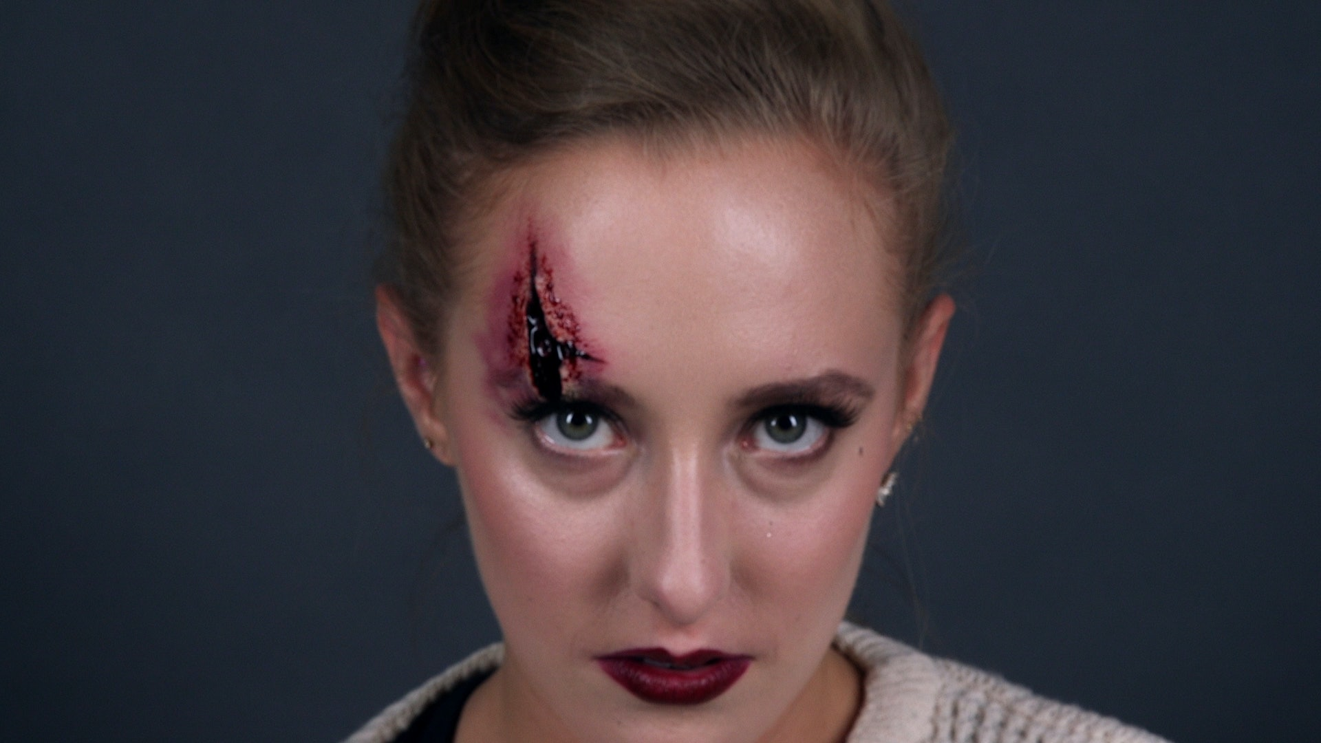 An Easy Wound Makeup Tutorial That Makes Any Halloween Costume ...