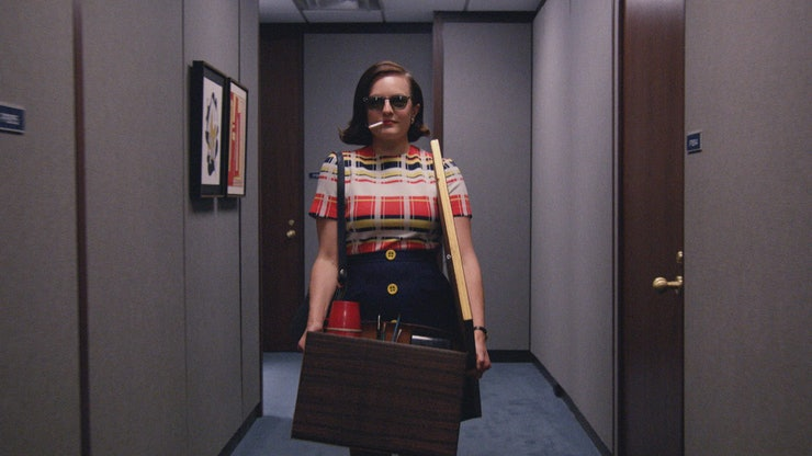 single men in peggy Mad men's peggy olson the malleability of peggy's character – from a shy waspy 50s secretary in the show's early seasons to a single girl a peggy series.