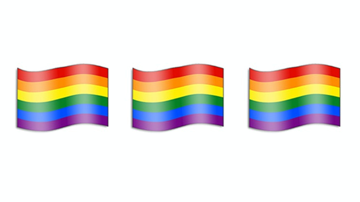 Where's The Rainbow Pride Flag Emoji? Why The Iconic Gay