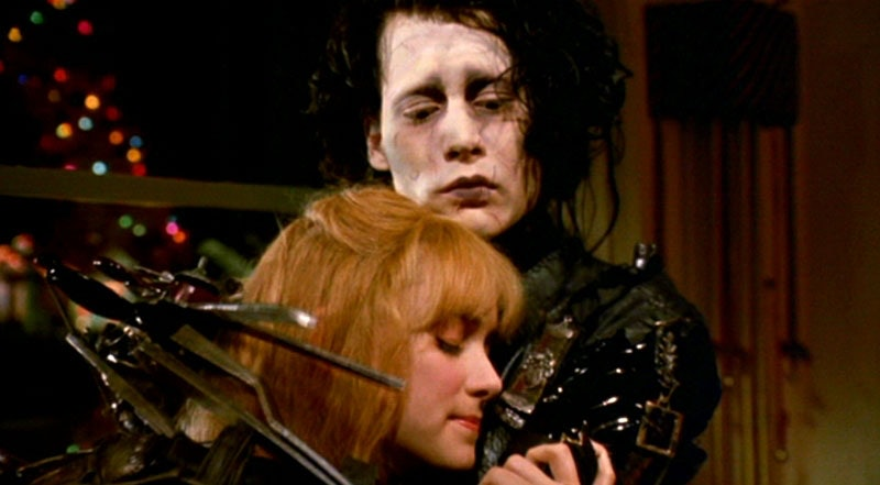 Edward Scissorhands' Is The Perfect Christmas Movie For People Who ...