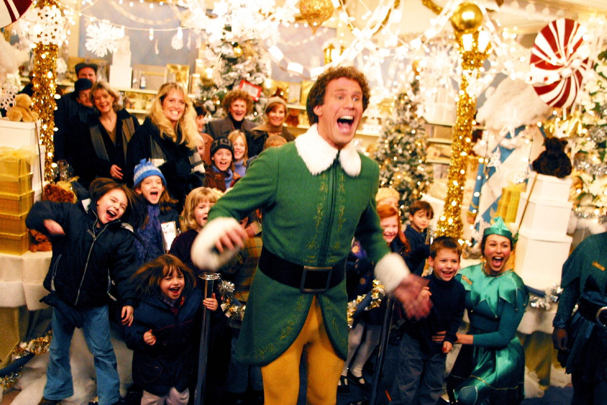 Definitive Proof Buddy the Elf From 'Elf' Encompasses the 12 ...