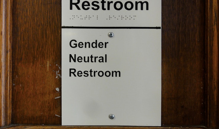 Austin Makes Gender Neutral Bathrooms Out Of All Single