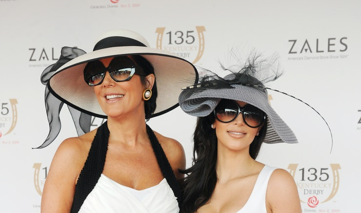 Celebrities participating in Kentucky Derby events ...