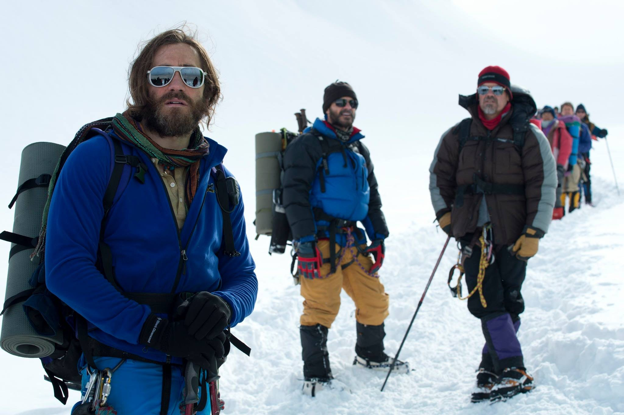 How Accurate Is 'Everest'? The Movie Took A Few Liberties With The ...