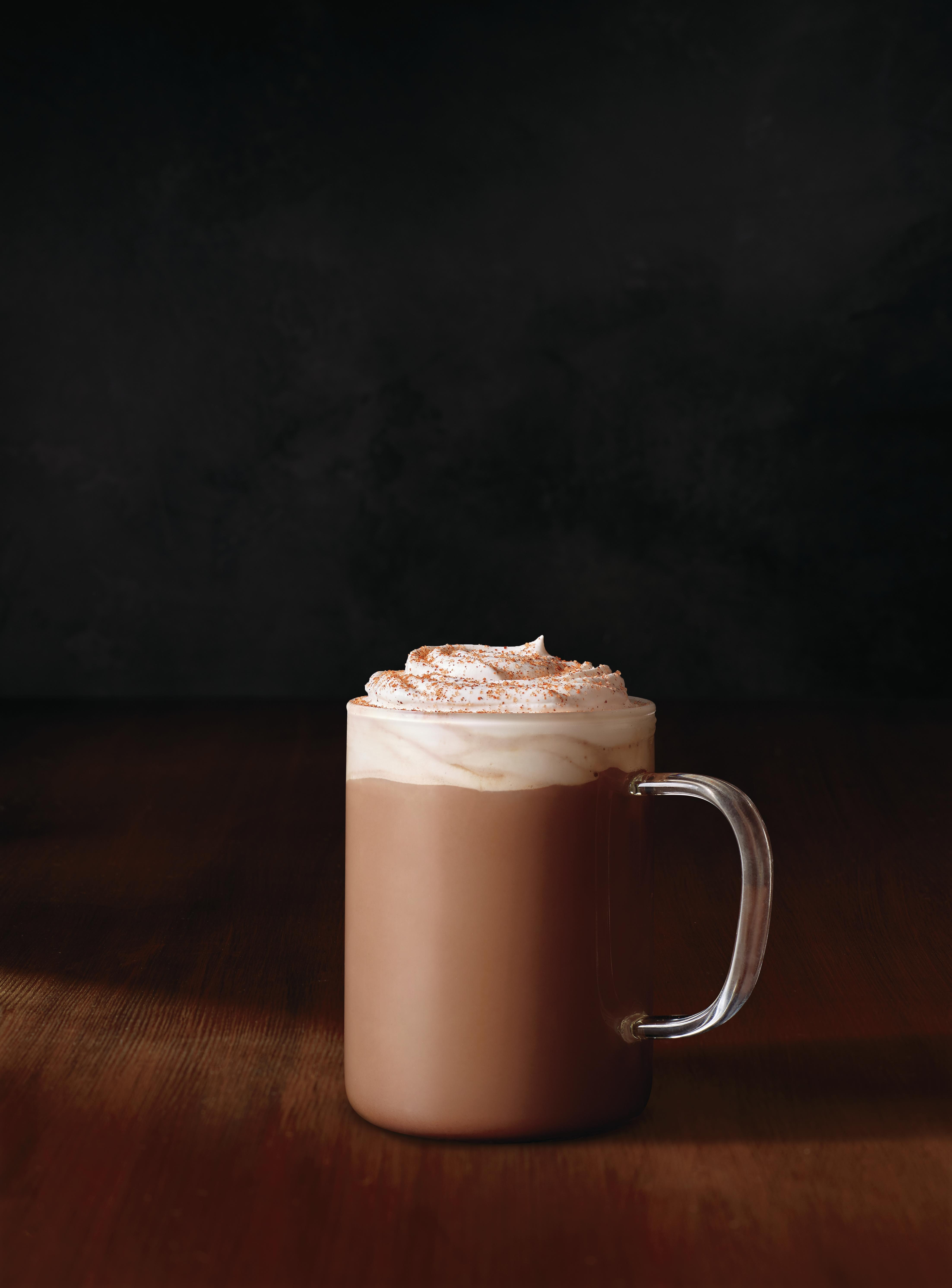 What's In A Starbucks Chile Mocha? This Spicy, Chocolatey Drink Is ...