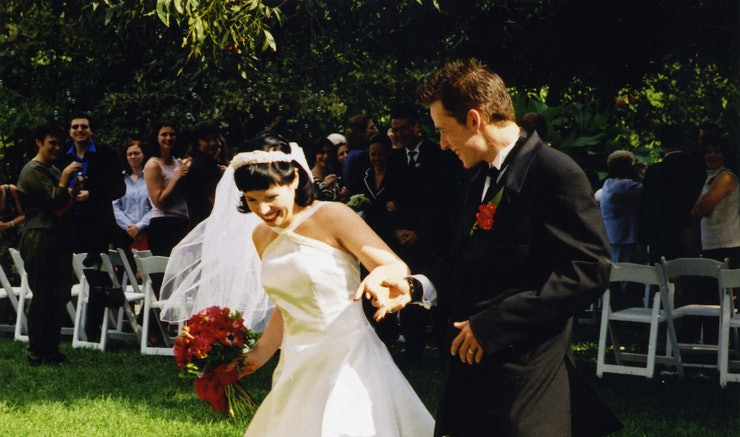 11 Wedding Readings From Poems That Aren't Cheesy Or Religious