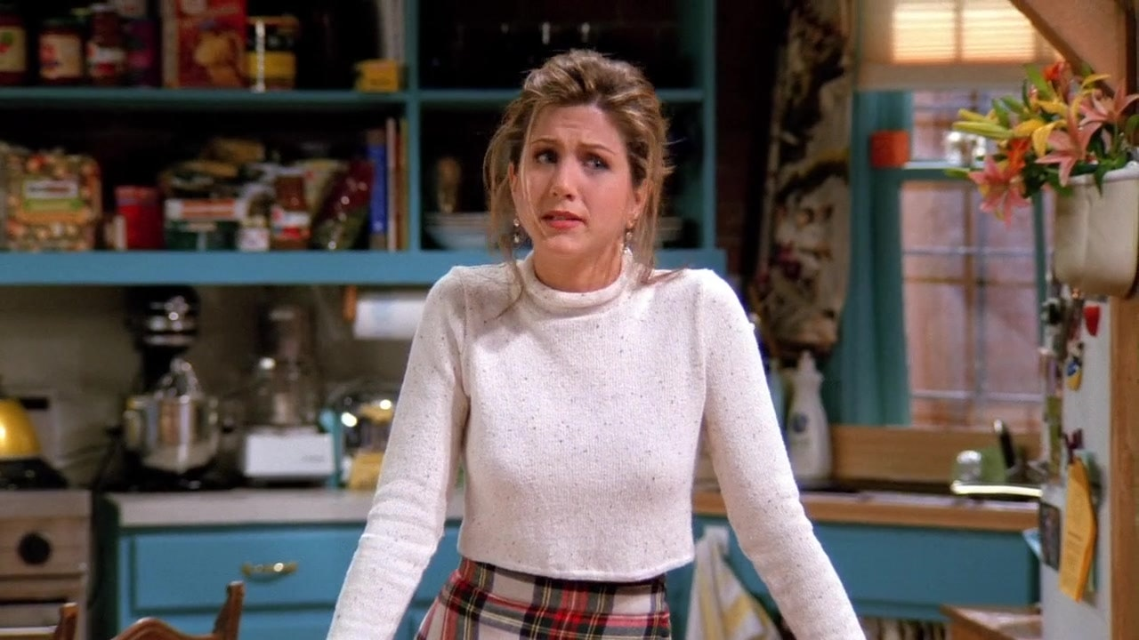 703 Outfits Rachel Wore On 'Friends', Ranked From Worst To Best ...