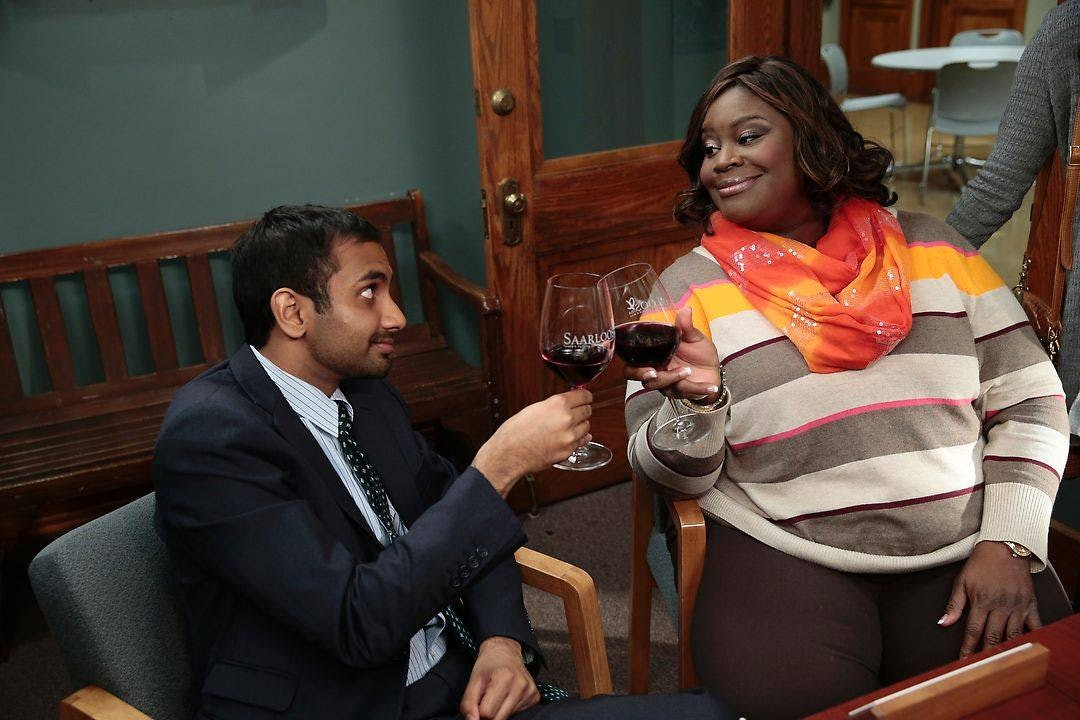 Image result for Parks and Recreation Donna and tom