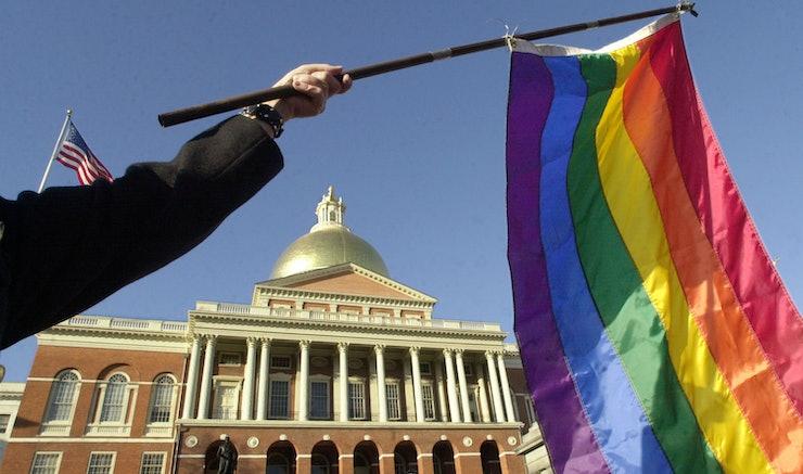 Boston Legal Gay Marriage 108