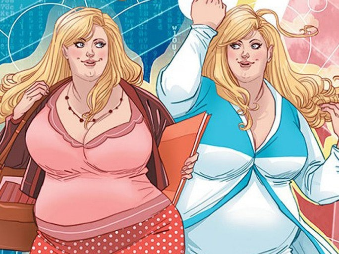 Why Plus Size Superhero Faith Is The Thing Of Dreams For The ...