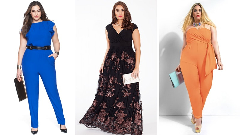23 plus size wedding guest outfits to dazzle in whether you have