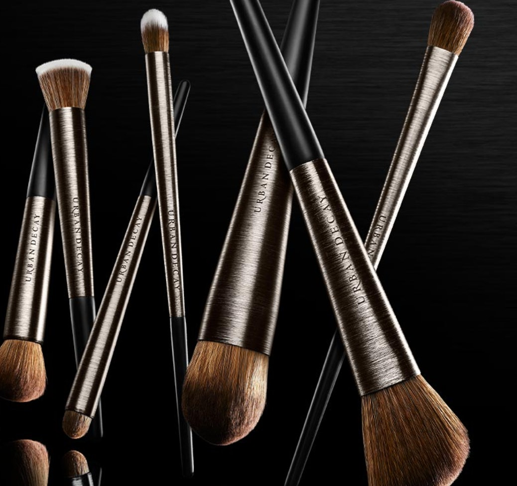 urban decay brushes. when are the urban decay makeup brushes available? here is to shop these pro tools u