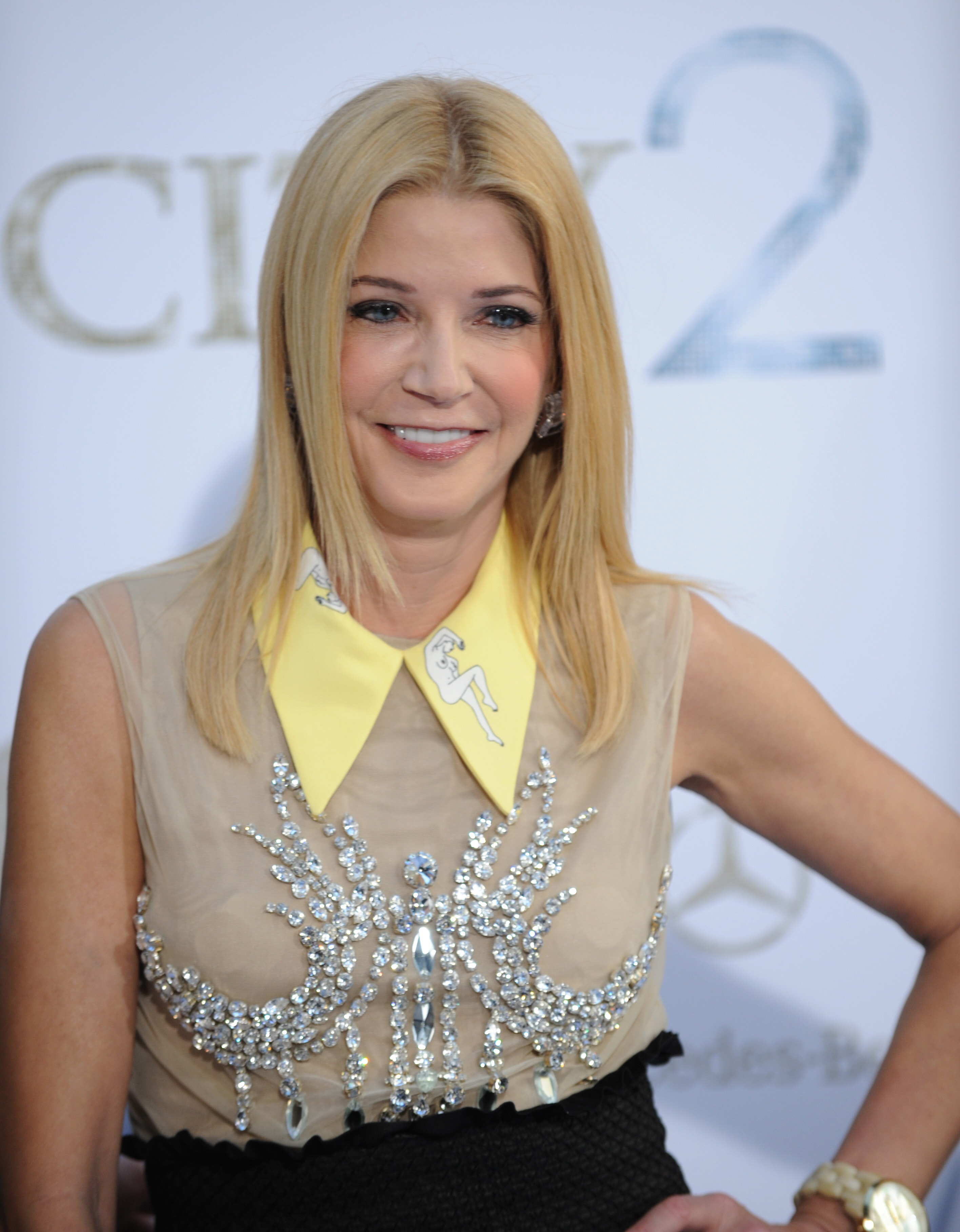 Candace Bushnell Candace Bushnell Elin Hilderbrand And More Give You 9 Huge