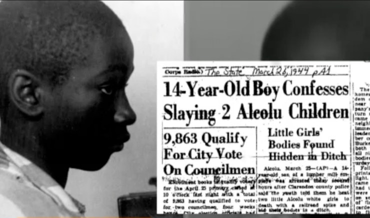 The Youngest Person Executed In America George Stinney Jr
