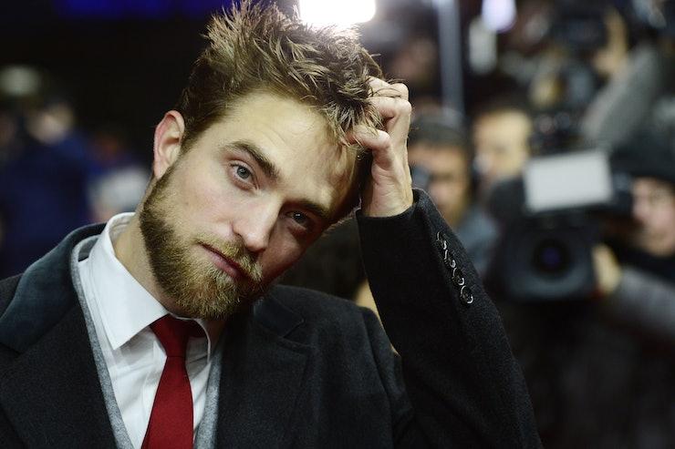 Image result for Robert Pattinson beard