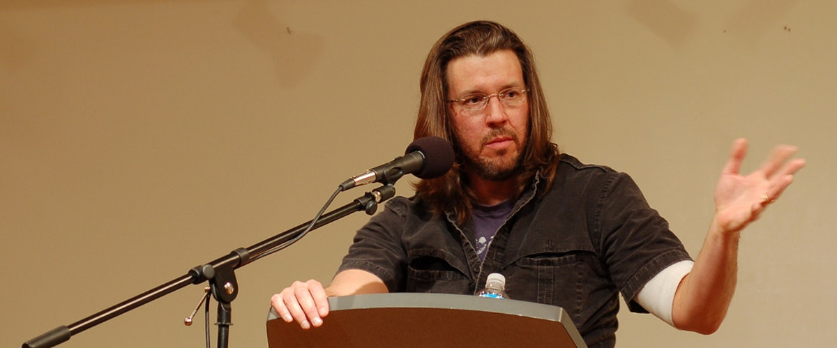 david foster wallace terminator 2 essay The complete works of david foster wallace essays originally published in publications like harper's seminal importance of terminator 2.