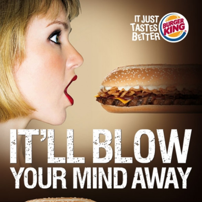 Burger King Misses the Mark while Marketing to Women