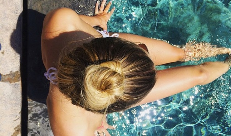 Best Styles For Long Hair: 6 Swimming Hairstyles For Long Hair That Are Actually