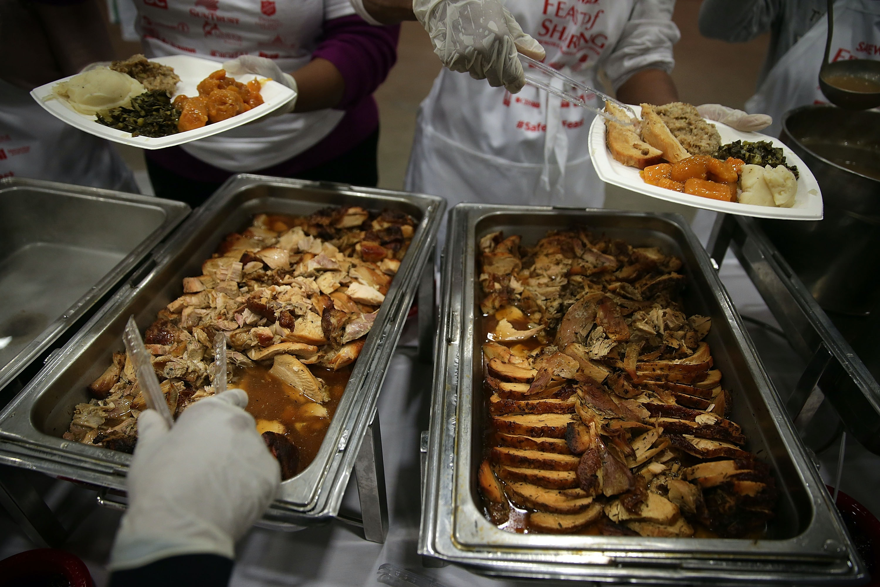 the difference between food banks soup kitchens u0026 food pantries
