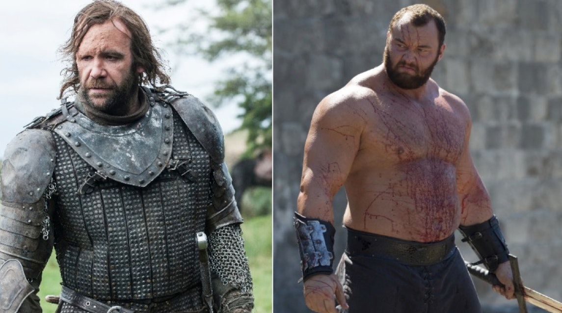 Game of thrones fan theories: Hound vs mountain